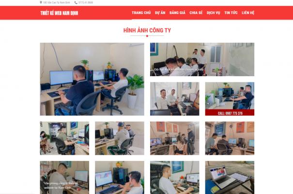 Đội ngũ nhân sự tại công ty Digitech