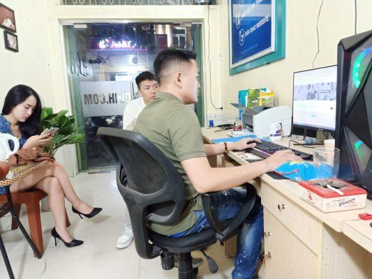 Thiết kế website tại huyện Xuân Trường Nam Định